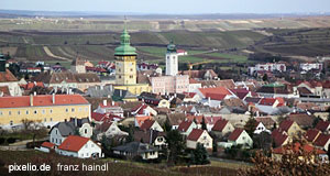 The small, historic town of Retz in Lower Austria is famous for its wine culture