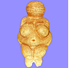 The Venus of Willendorf is 27,000 years old and was found in the Wachau.